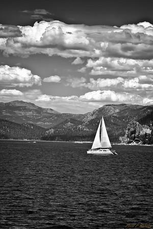 Cloudy Sail