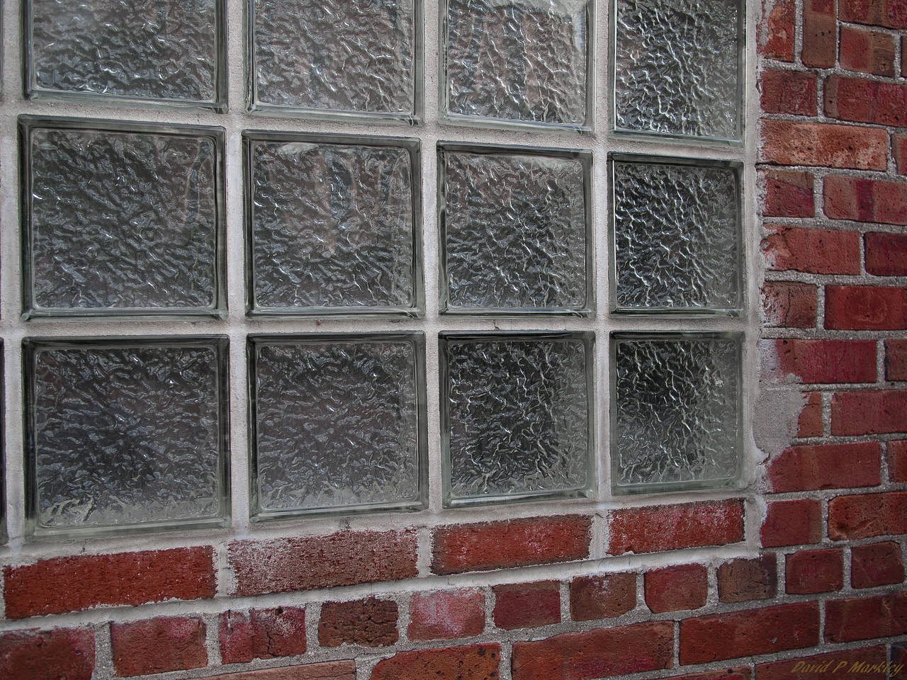 Glass & Brick