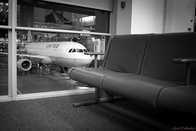 Waiting Plane