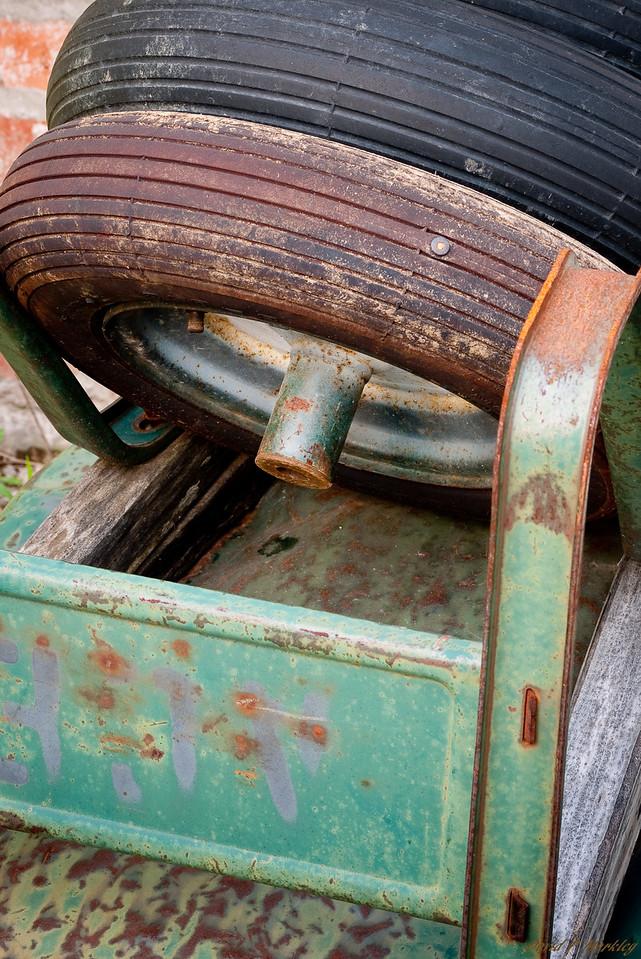 Wheel Storage