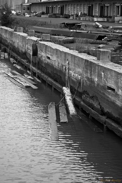 Floating Planks