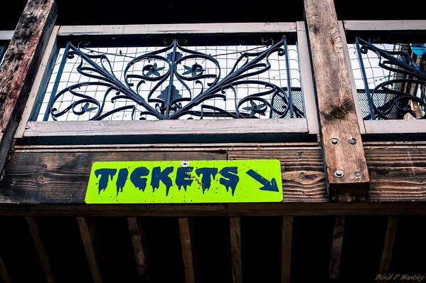 Tickets Below