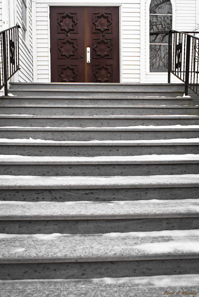 Church Stairs