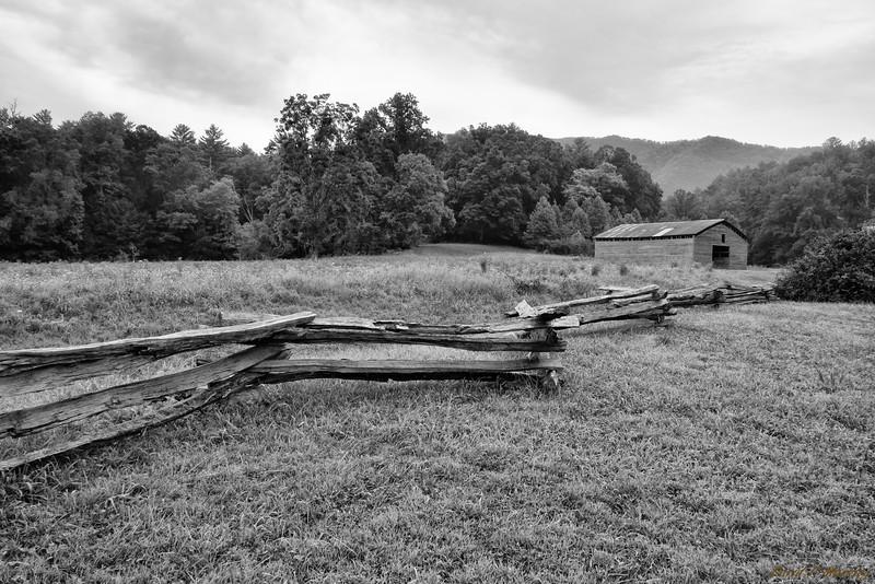 Deserted Barn