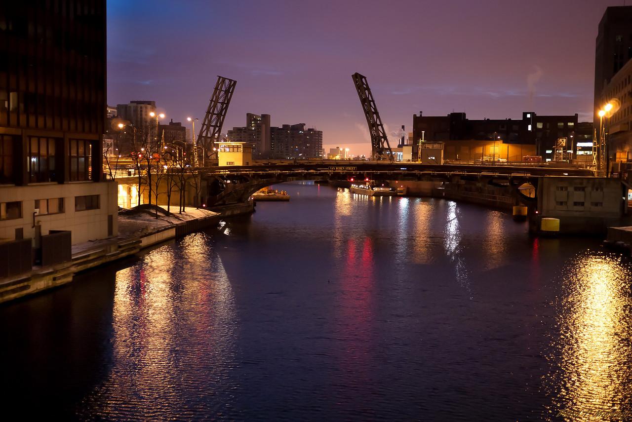 Upright Bridge