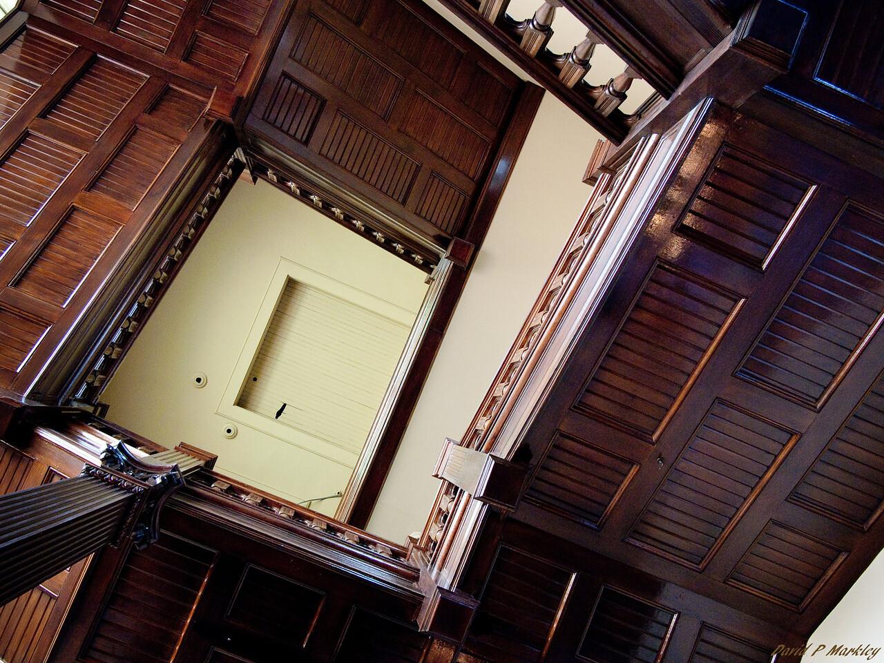 Balcony Stairway