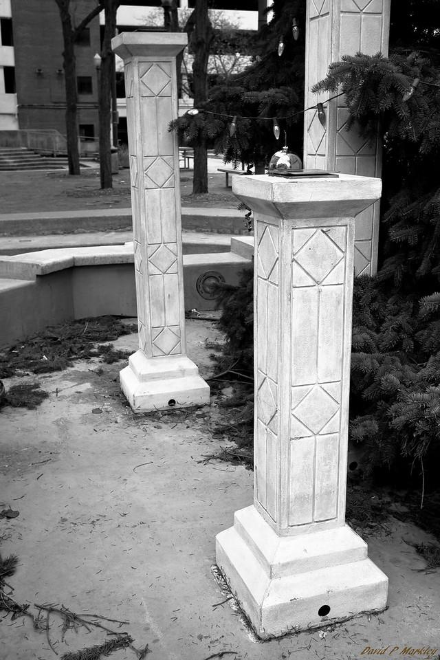 Center Pillars