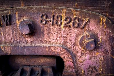 Train Iron