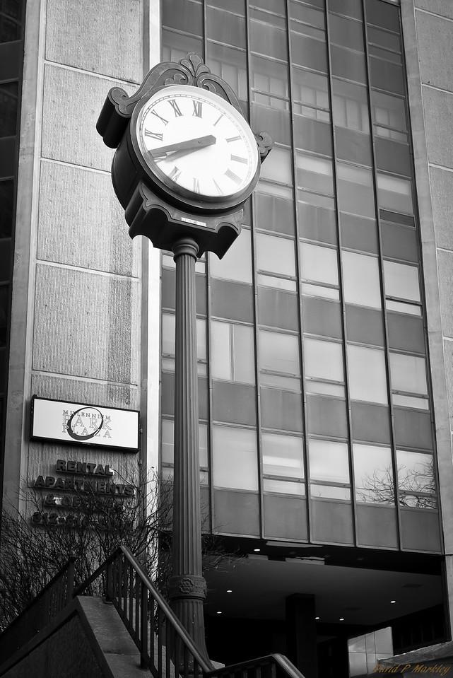 Millennium Clock