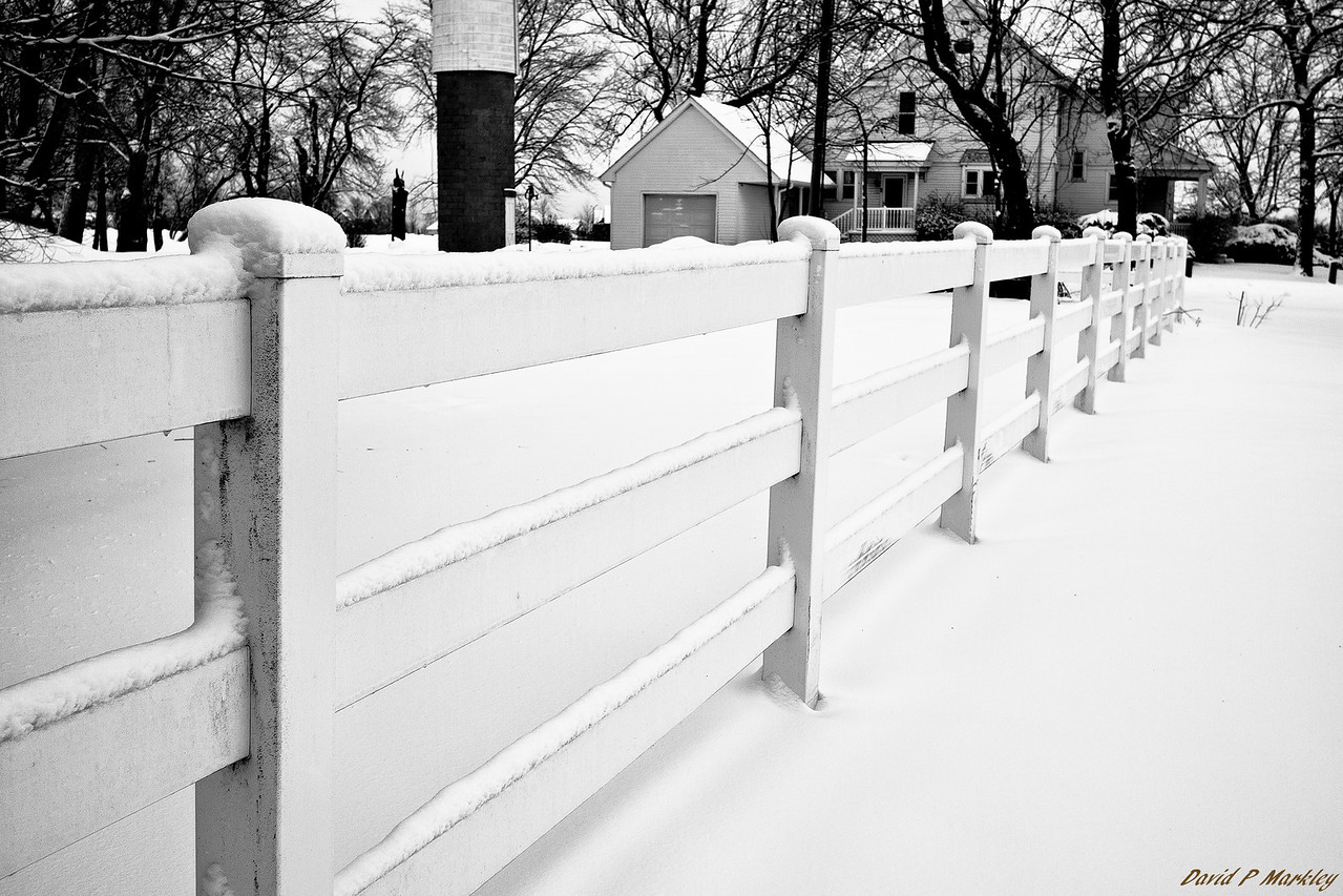 Covered Fencing