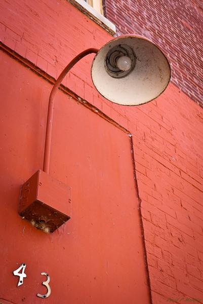 Door Lamp