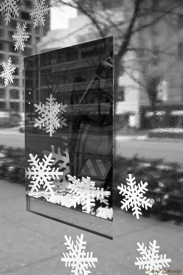 Shiny Snowflakes