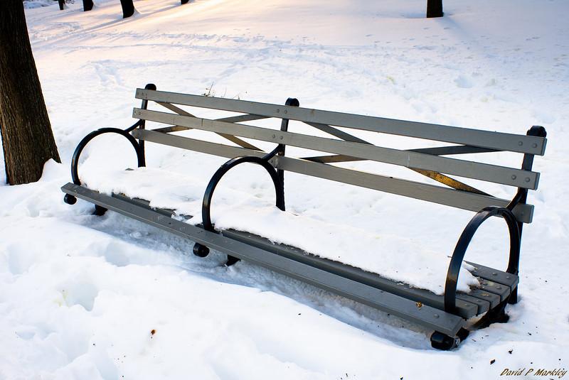 Blizzard Bench
