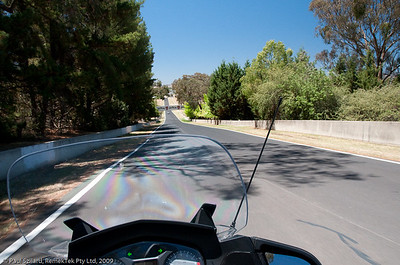 Ulysses Ride to Bathurst Mount Panorama track