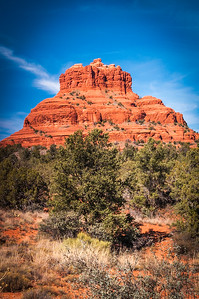 Bell Rock Facing North