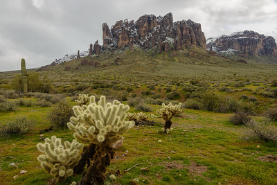 Lost Dutchman State Park, Arizona