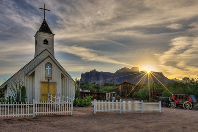 Elvis Chapel, Apache Junction, Arizona