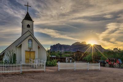Elvis Chapel, Apache Junction, Arizona