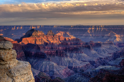 Bright Angel Point, Grand Canyon National Park, Arizona