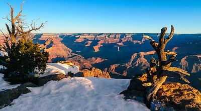 Yaki Point, Grand Canyon National Park, Arizona