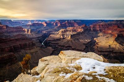 Pima Point, Grand Canyon National Park, Arizona