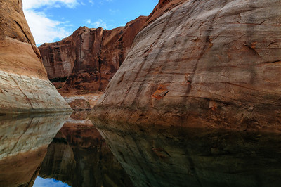 Fortymile Creek Canyon, Lake Powell