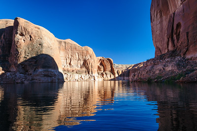 Dry Rock Creek Canyon, Lake Powell