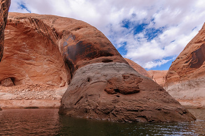 LaGorce Arch, Lake Powell