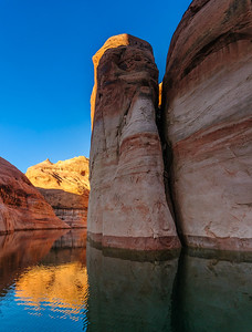 Cathedral Canyon, Lake Powell