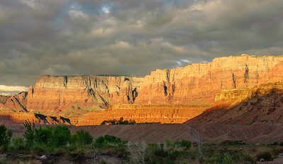 Vermillion Cliffs, near Lees Ferry, Arizona