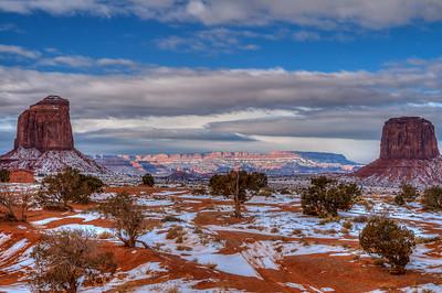 Todicheenie Bench, Monument Valley, Arizona