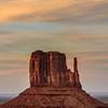 Sunset, Monument Valley, Arizona