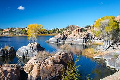 Willow Creek Reservoir, Prescott, Arizona