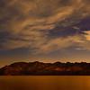 Saguaro Lake Nightscape, Arizona