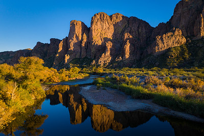 The Bulldogs, Lower Salt River, Arizona