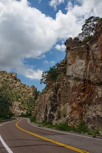 01006 Along the Mount Lemon Highway
