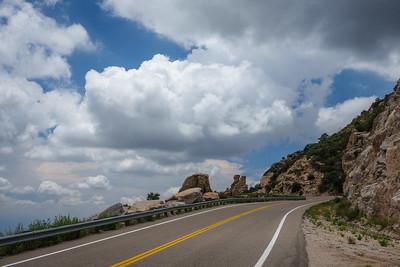 01016 Along the Mount Lemon Highway