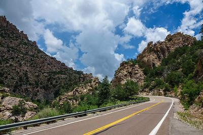 01001 Along the Mount Lemon Highway
