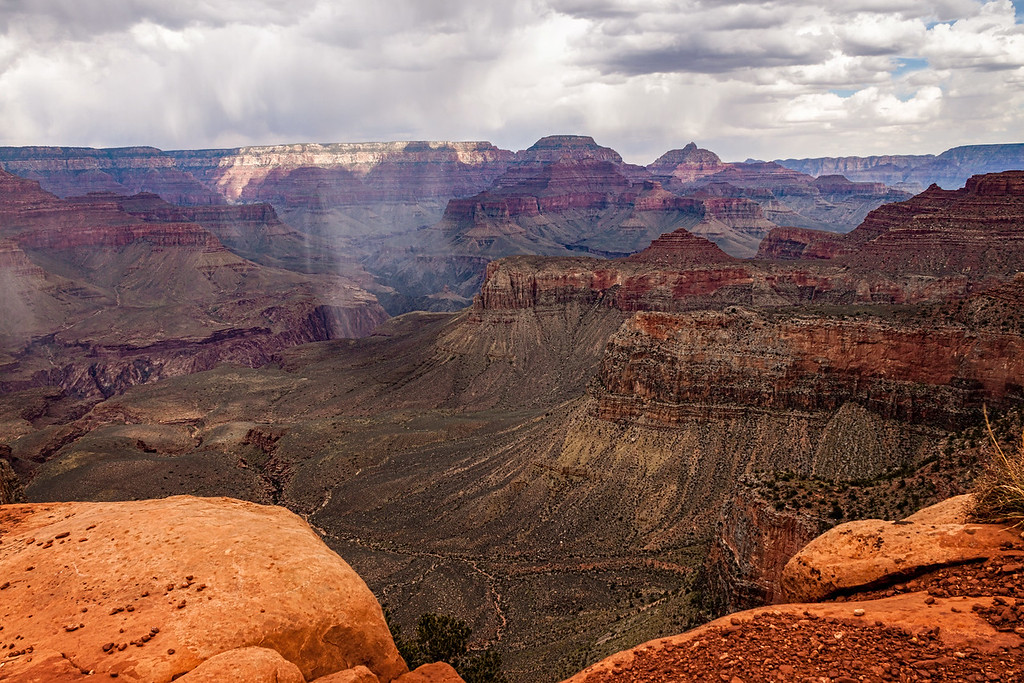 View from the Rim (Grand Canyon National Park)