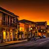 Third Street Sunset