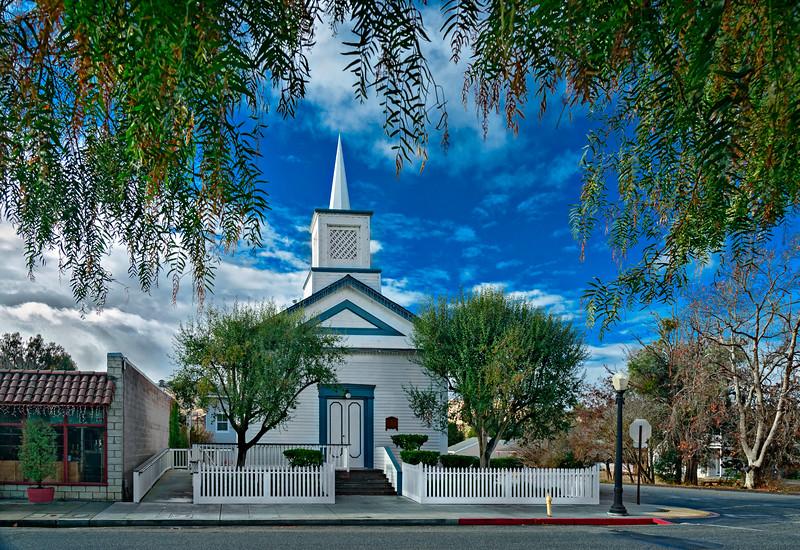 SJB Glad Tidings Church Head On