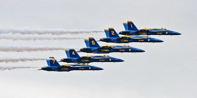 Seafair, Blue Angels