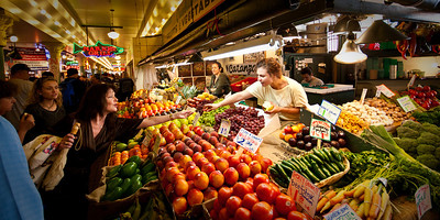 Pike Place Market Transaction