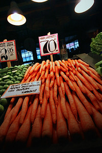 Pike Place Market Carrots