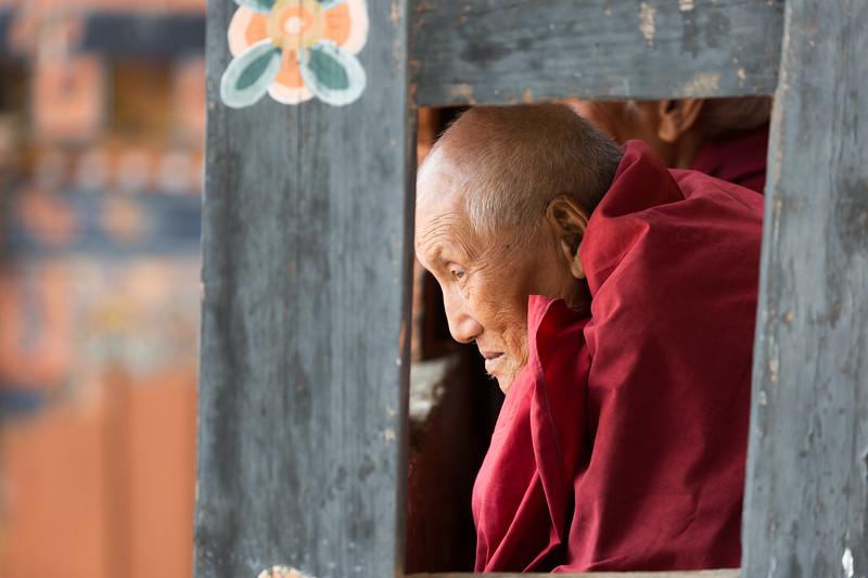 Gangtey Monastery Festival