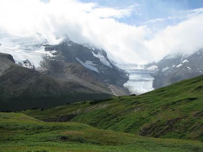 Wilcox - Athabasca and Dome Glacier
