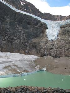 Cavell - Angel Glacier