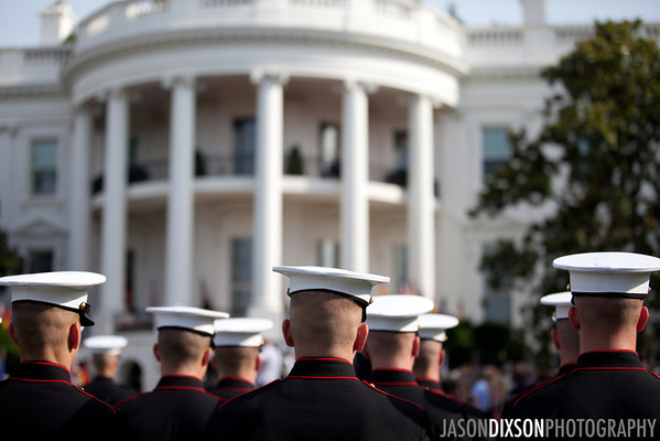 Marine Honor Guard #2