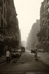 Early Morning Streets of Cairo