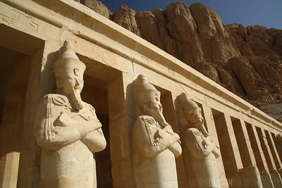 Deir el-Bahari in Luxor